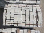 Брусчатка,  тротуарная плитка, элементы ограждений, декоративные изделия.