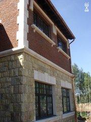 Отделка фасадов: навесные и мокрые