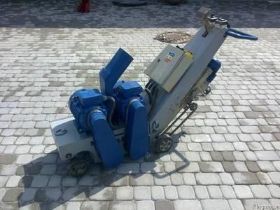 Фрезерование бетонных полов - main