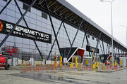 Экскурсия на строящийся терминал Шереметьево