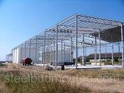 Построим животноводческую ферму. Монтаж металлоконструкций. - foto 1
