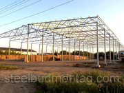 Построим животноводческую ферму. Монтаж металлоконструкций. - foto 2