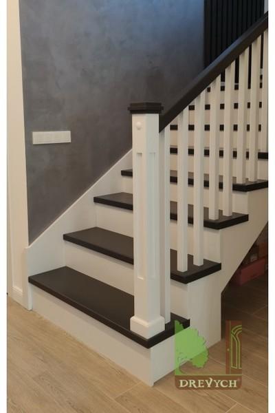 Деревянные лестницы под ключ - main